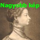 18. századi portré - Charlotte