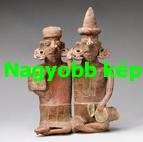 Kerámia figurák több kultúrából